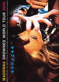 Cover Madonna - Drowned World Tour 2001 [DVD]